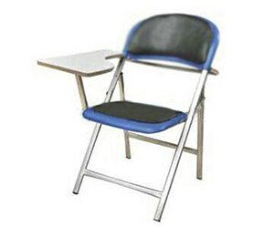 صندلی آموزشی تاشو جدید با تشک کد 115CL