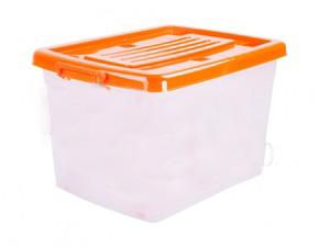 صندوق چرخدار شفاف کد 208111