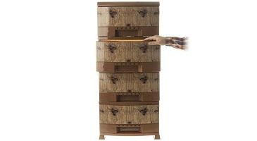 ارگانایزر هوم کت مدل Wood