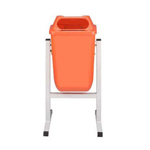 سطل زباله ی پایه دار