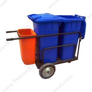چرخ حمل زباله