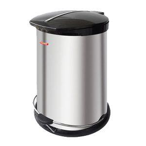 سطل زباله استیل پدالی 20 لیتری