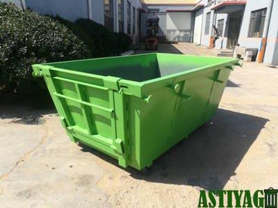 کاربرد مخزن زباله